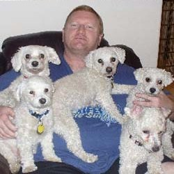 Derek Phelps and His FurKids