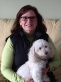 Loraine Klaiber and Her FurKid, Zoey